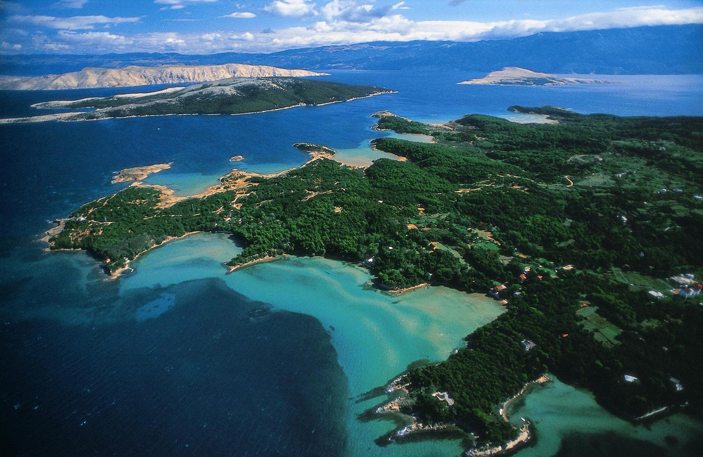Morske kajaky v Chorvatsku