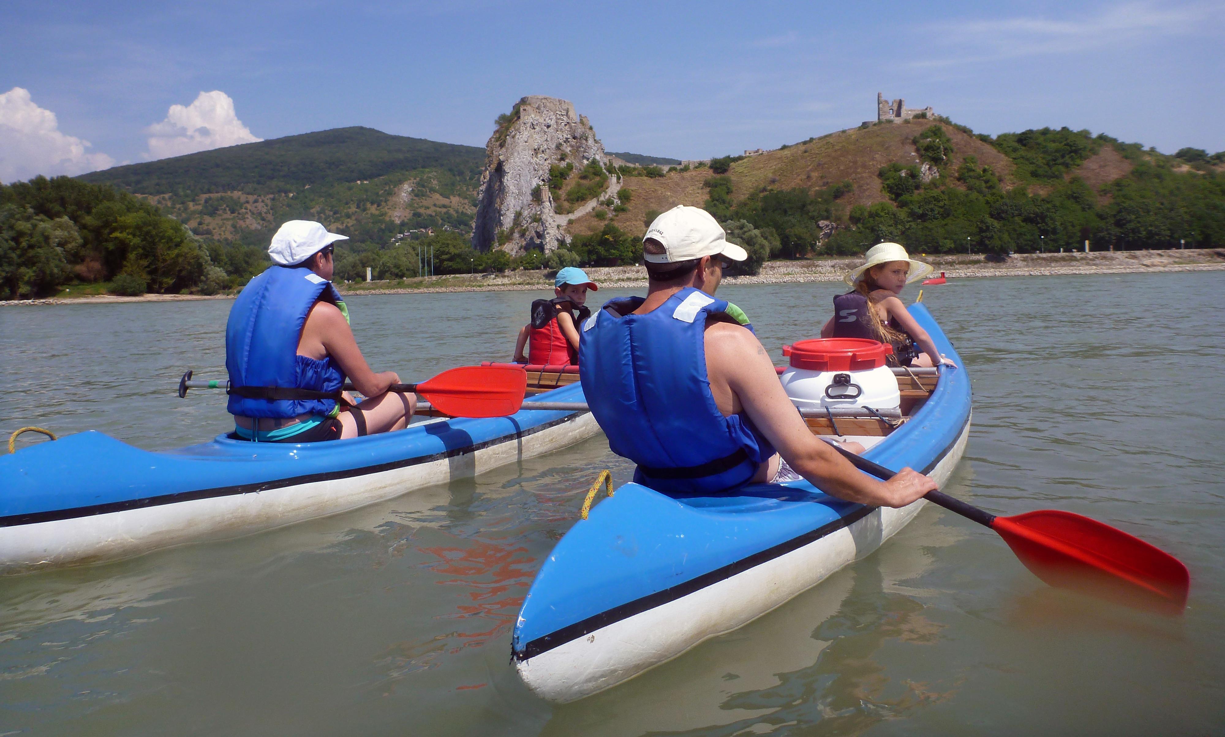 Splav Dunaju