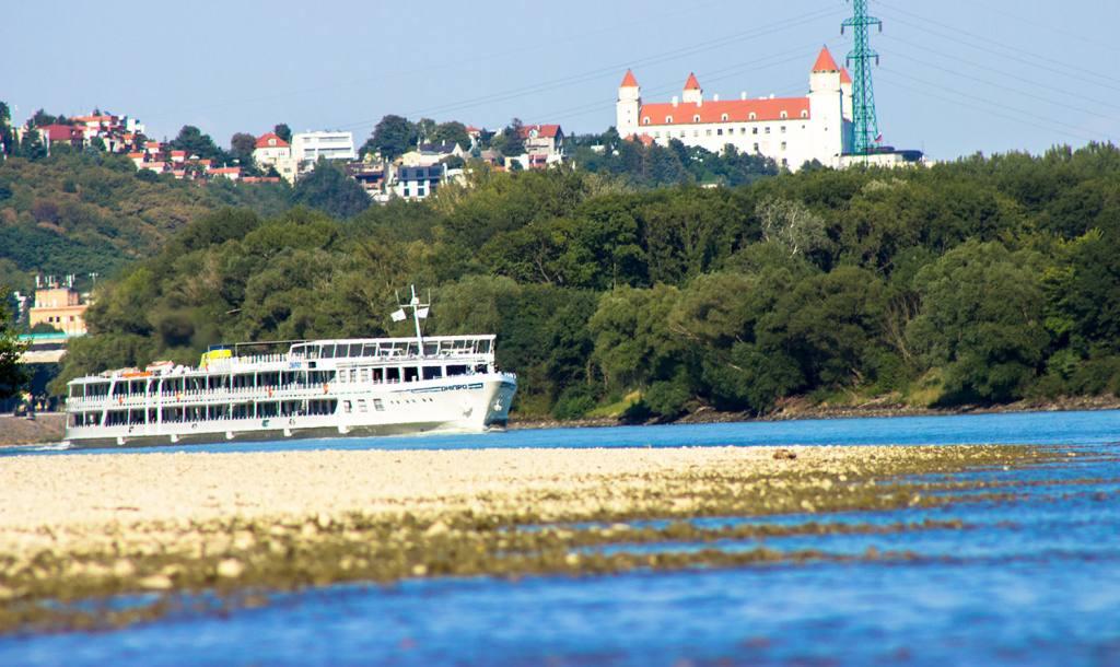Splav Dunaja